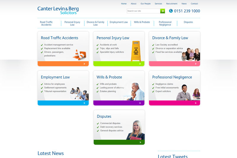 Canter Levin & Berg Solicitors Merseyside