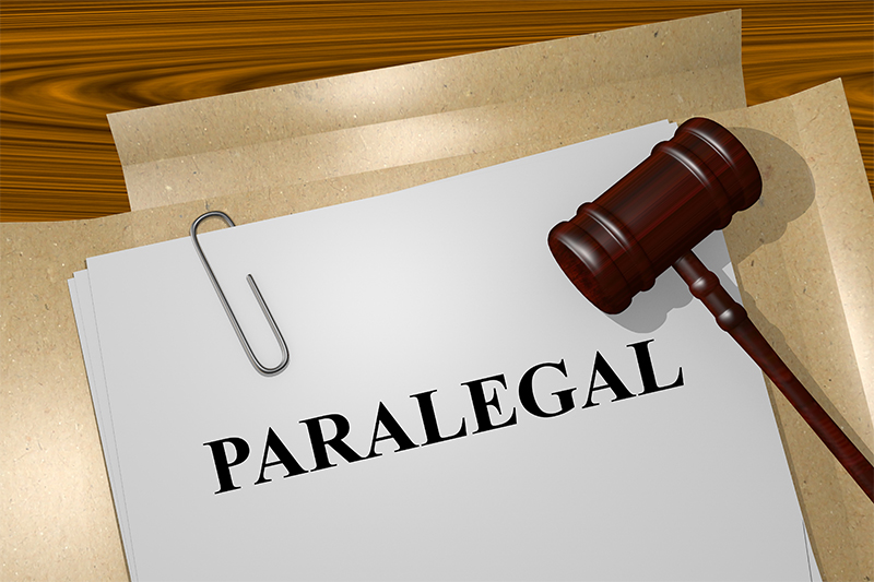 Paralegal careers advice