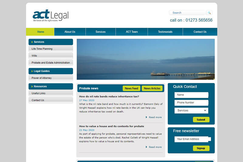 ACT Legal Solicitors East Sussex