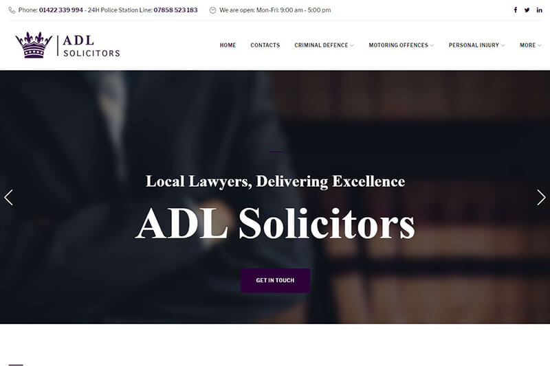 ADL Solicitors West Yorkshire