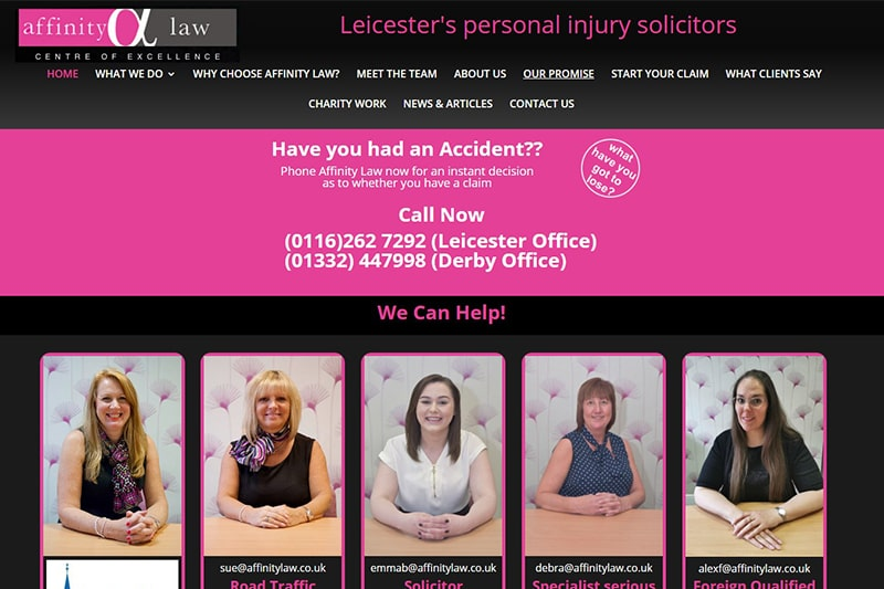 Affinity Law Solicitors Leicester