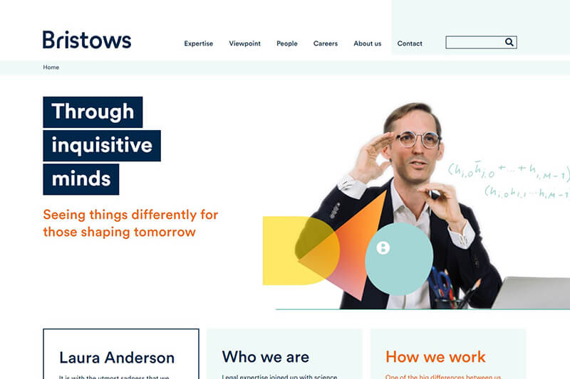 Bristows Solicitors London