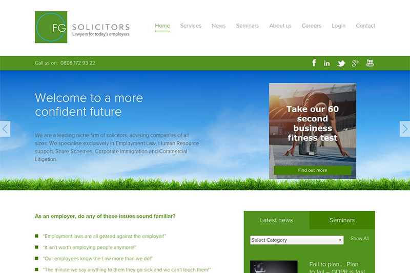 Floyd Graham & Co Solicitors in Northamptonshire