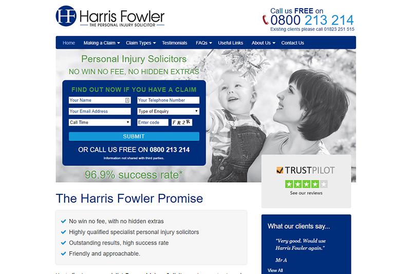 Harris Fowler Taunton Somerset