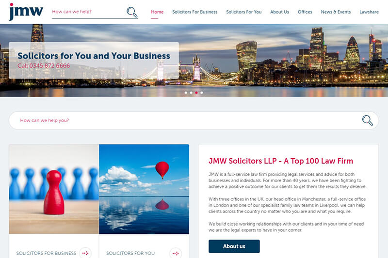 JMW Solicitors Manchester