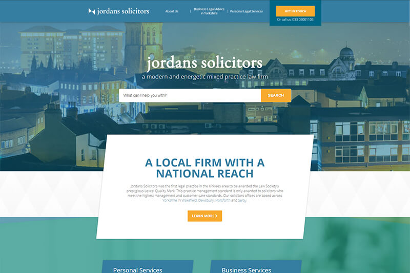 Jordans Solicitors West Yorkshire