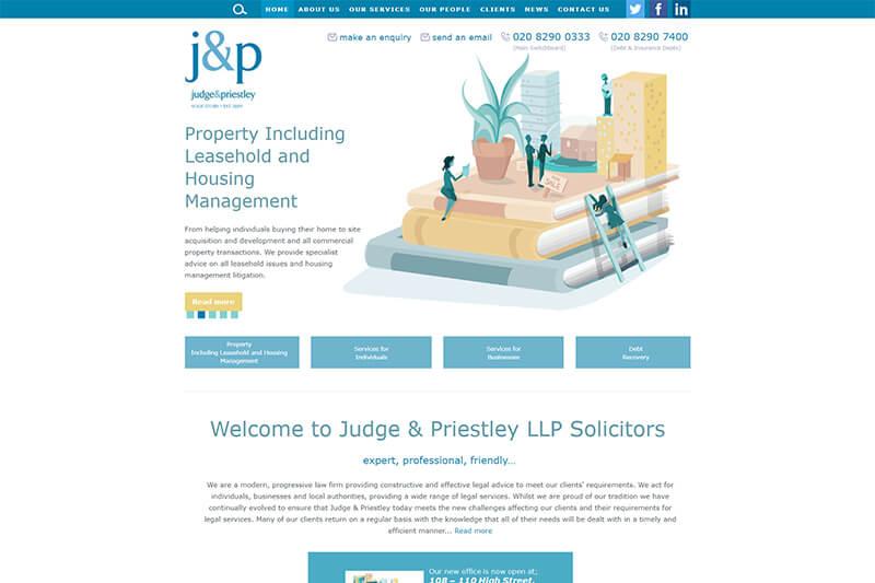 Judge And Priestley Solicitors Kent