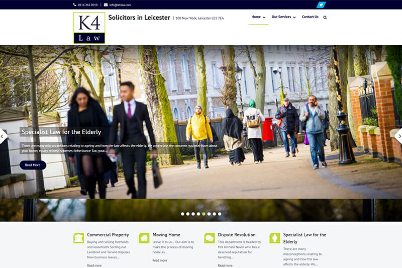 K4 Law Solicitors Leicestershire