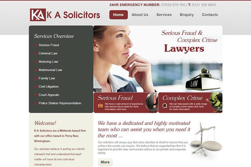 KA Solicitors Birmingham