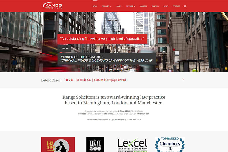 Kangs Solicitors Birmingham