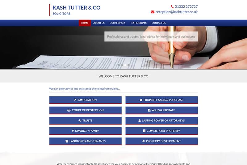 Kash Tutter & Co Solicitors
