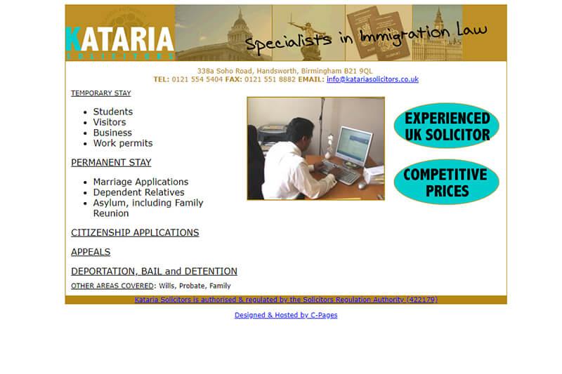 Kataria Solicitors Birmingham