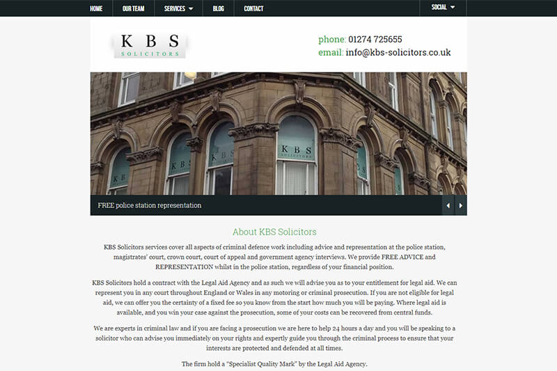 KBS Solicitors West Yorkshire