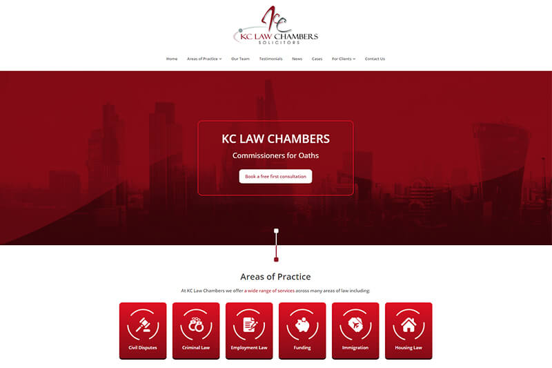 KC Law Chambers Solicitors London