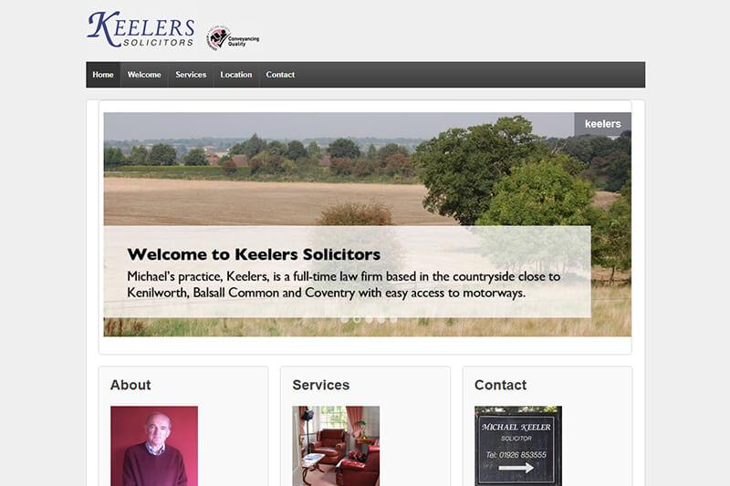 Keelers Solicitors Warwickshire