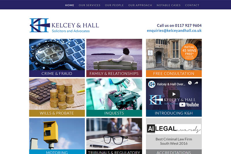 Kelcey & Hall Solicitors Bristol