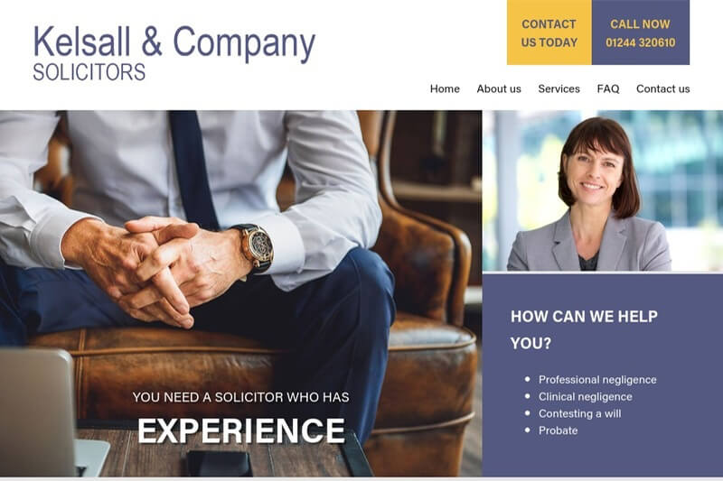Kelsall & Company Solicitors Cheshire