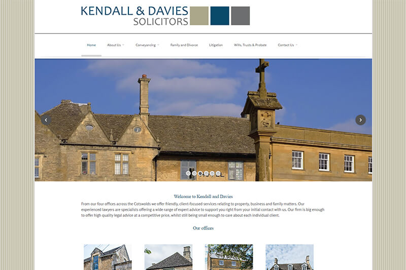 Kendall & Davies Solicitors Gloucestershire