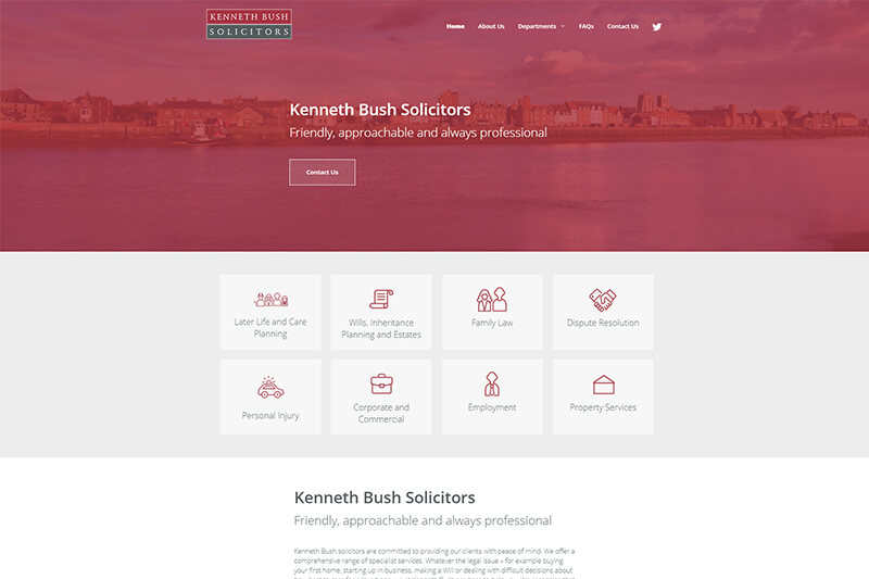 Kenneth Bush Solicitors Norfolk
