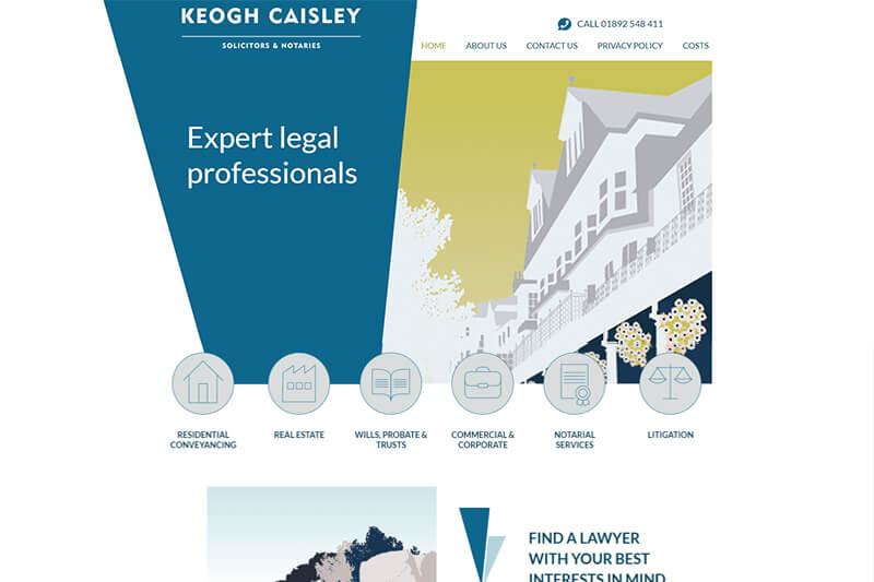 Keogh Caisley Solicitors Kent