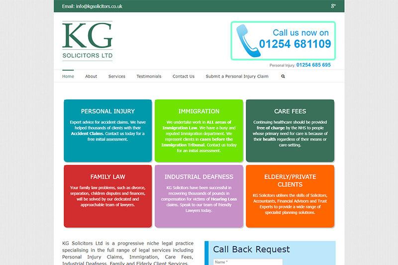 KG Solicitors Lancashire