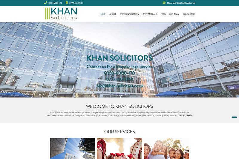 Khan Solicitors Berkshire