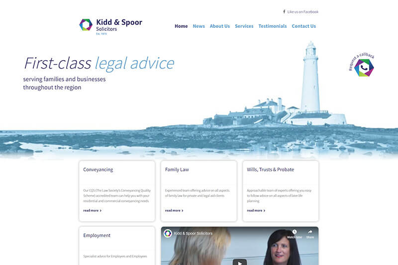 Kidd & Spoor Solicitors Tyne And Wear