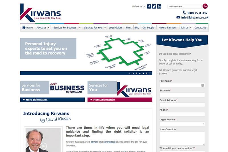 Kirwans Birkenhead Merseyside