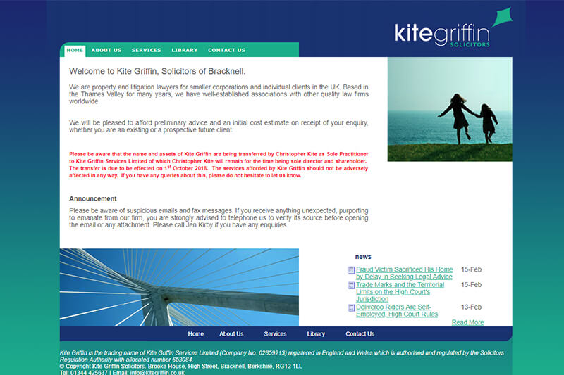 Kite Griffin Solicitors Berkshire