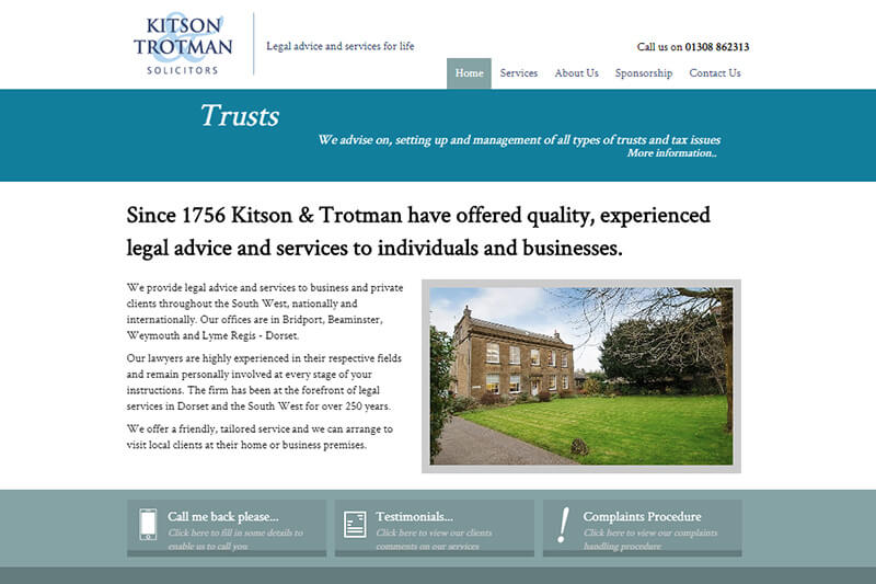 Kitson & Trotman Solicitors
