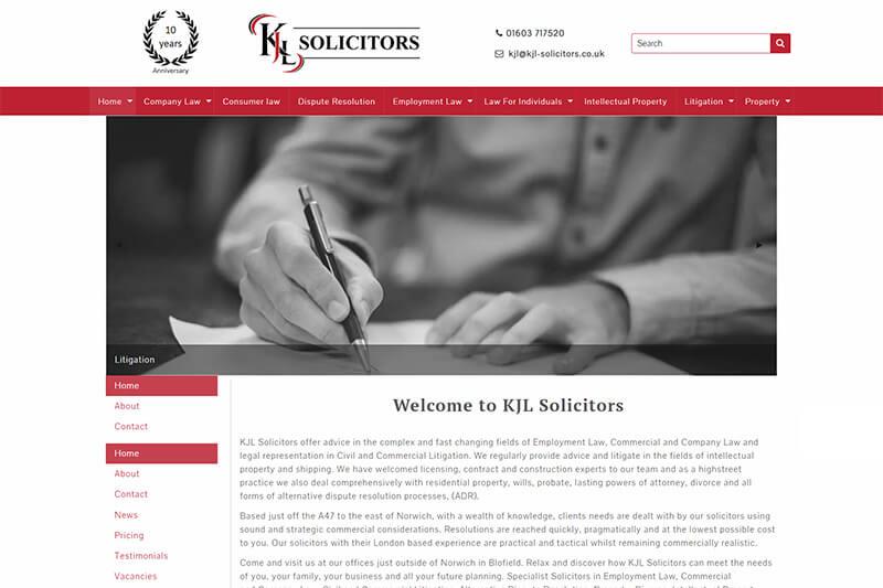 KJL Solicitors Norfolk
