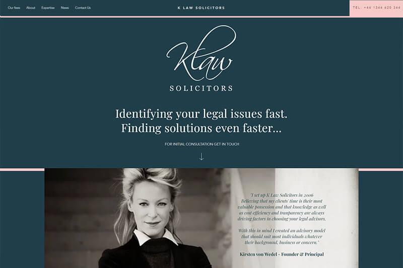 K Law Solicitors Berkshire