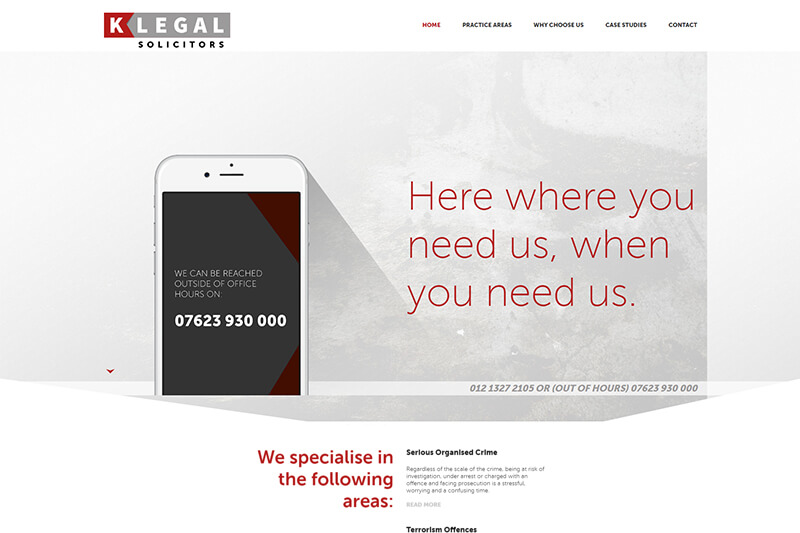 K Legal Solicitors Birmingham