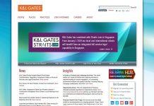 K&L Gates Solicitors London