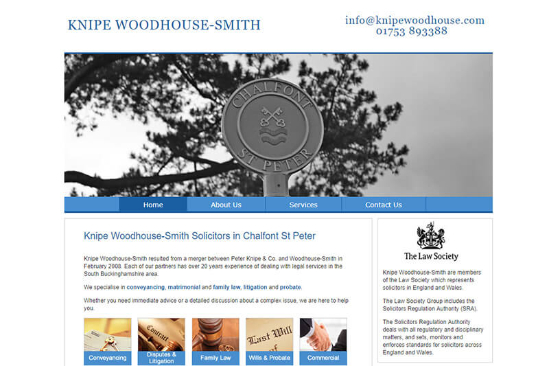 Knipe Woodhouse-Smith Solicitors