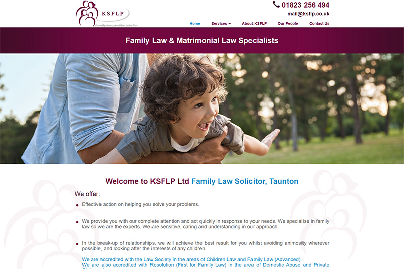 Kevin Shearn Family Law Practice Taunton Somerset