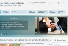 Solicitors Chesterfield Derbyshire - Kieran Clarke Green