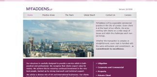 Mcfaddens Solicitors London