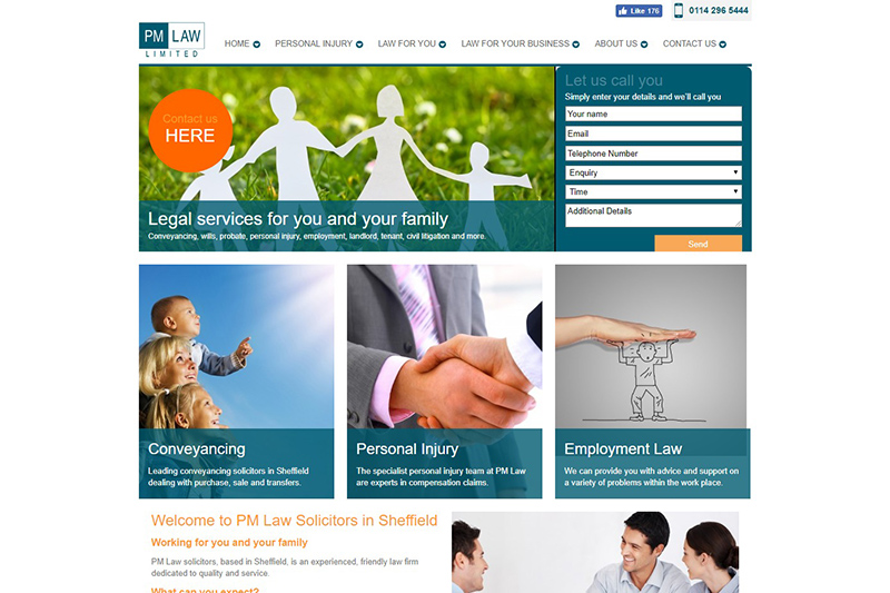 PM Law Solicitors in South Yorkshire