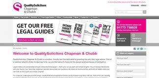 Quality Solicitors Chapman & Chubb Derbyshire