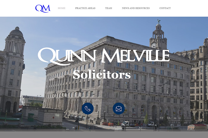 Quinn Solicitors in Liverpool Merseyside