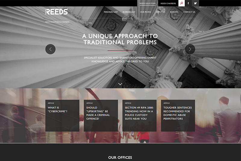 Reeds Solicitors in Oxfordshire