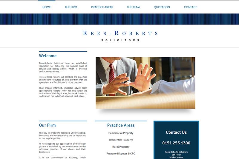 Rees-Roberts Solcitors Merseyside