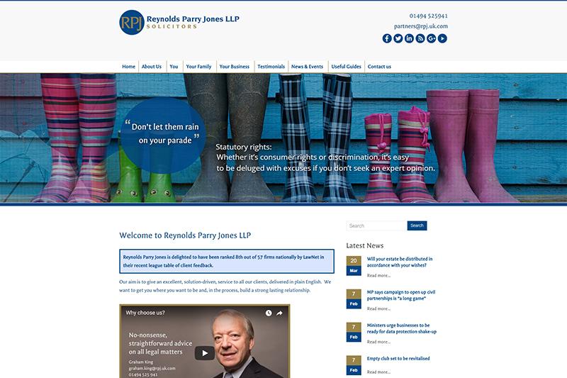 Reynolds Parry Jones Solicitors in Buckinghamshire