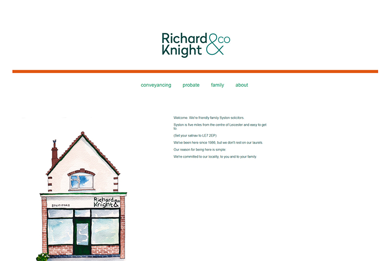 Richard Knight & Co Solicitors in Leicestershire