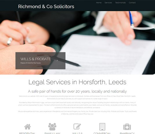 Richmond & Co Solicitors West Yorkshire
