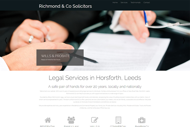 Richmond & Co Solicitors in West Yorkshire