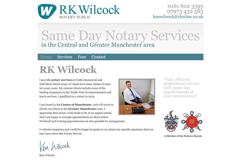 RK Wilcock Solicitors in Lancashire