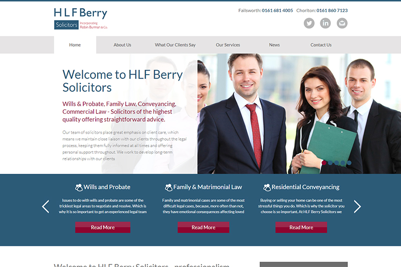 Robin Burman &; Co Solicitors in Manchester