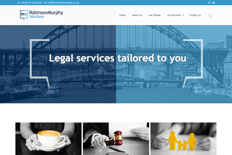 Robinson Murphy Solicitors Newcastle